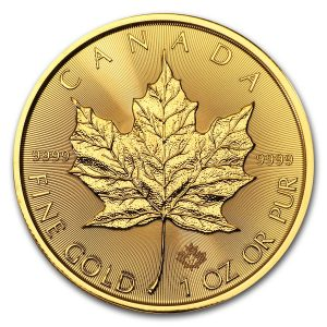 Maple Leaf 1 troy ounce