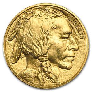 American Buffalo 1 troy ounce gouden munt 2019