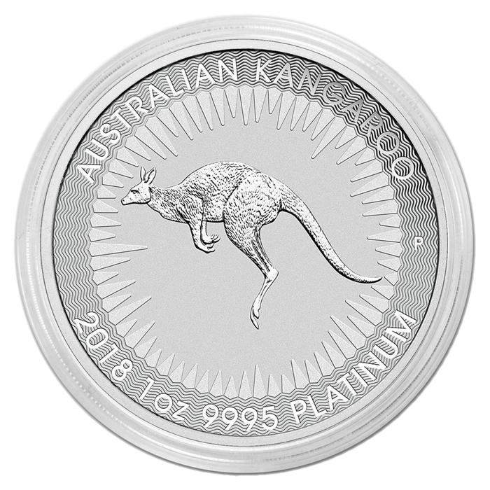 platina munten kopen