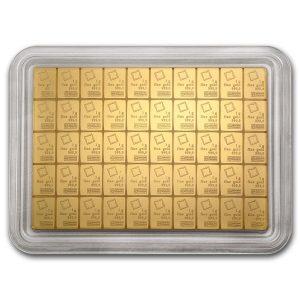Valcambi CombiBar 50 gram goudbaar